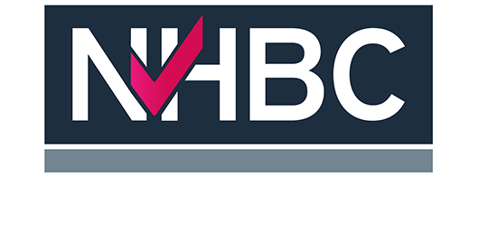 NEW NHBCC LICENSE PLATE DECAL